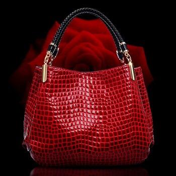 iCeinnight Women Handbag 2016 New Fashion Royal Blue Ruby Red ...
