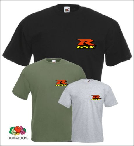 2018 новый летний футболка японских мотоциклов GSX R футболка мотоцикл GSXR рубашка крутая футболка