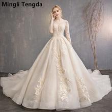 Mingli Tengda Ball Gown Wedding Dresses Bridal Gown