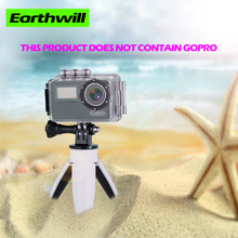hot deal buy photo studio portable mini tripod holder clip stand for live youtube action cameras phone gopro