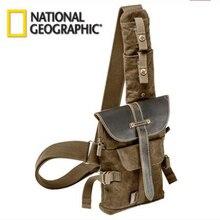 National Geographic Africa Series Camera Bag Portable Shoulder Bag Canvas Soft Carry Bag zipper Multi pocket