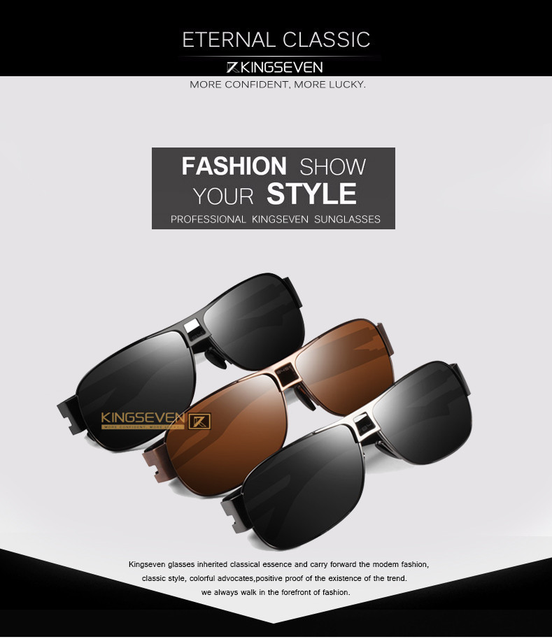 High Quality Alloy Polarized Sunglasses Men Vintage Male Sport Sun glasses Driving Google Eyewear Come with 6 Accessories K7806 2