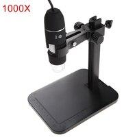 800 1000X 8 LED USB 2 0 Digital Microscope Endoscope 2MP Digital Magnifier Zoom Camera Magnifier