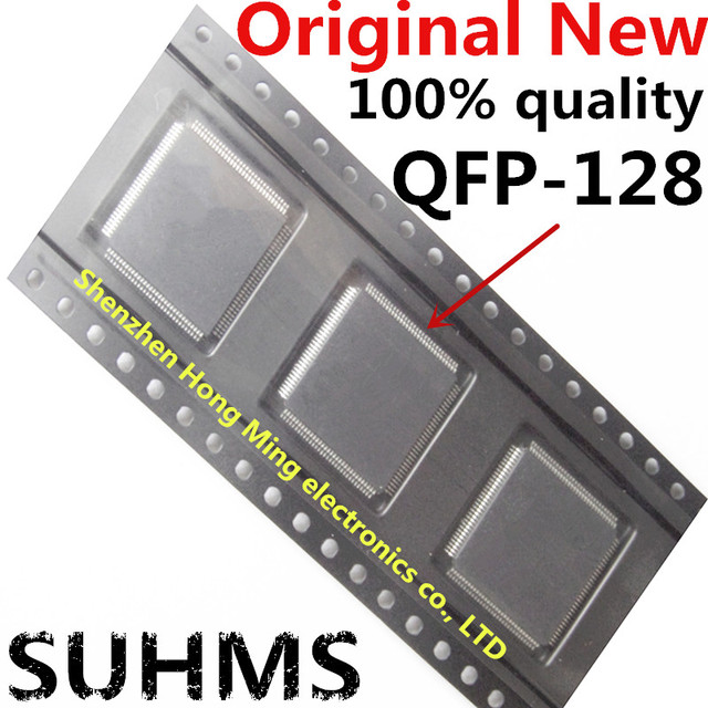 (5 10 шт.) 100% Новый чипсет NPCE388NA1DX NPCE388NAIDX для чипсетов, Новый чипсет для QFP 128