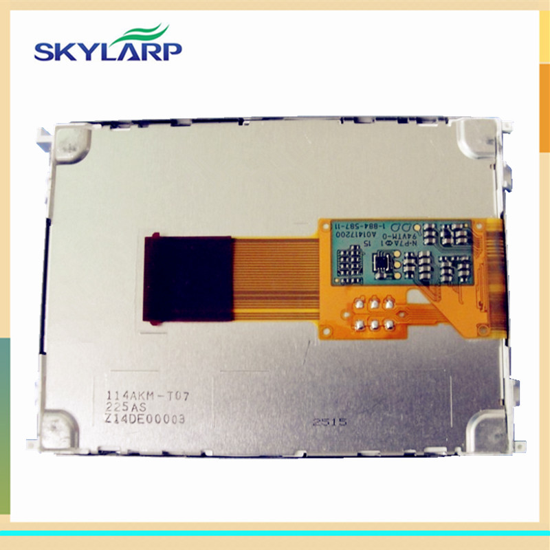 LCD screen panel for A01417200 Car GPS navigation LCD display (without touch)