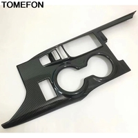 TOMEFON For Toyota Camry XV70 2017 2018 LHD Center Console Gear Shift Box Panel Cover Trim Interior Accessories Highmatch ABS