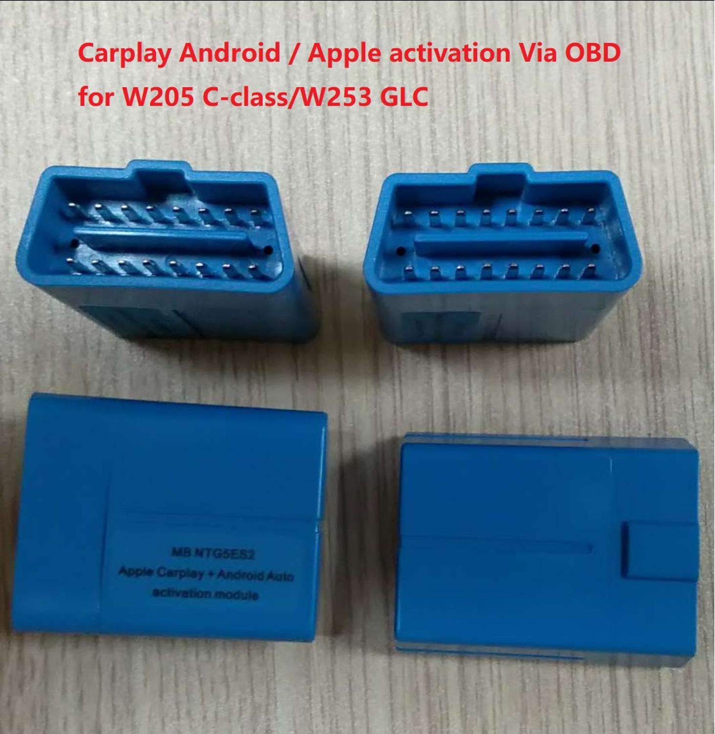 W253 Activation C-Class Carplay Android NTG5ES2 W205 Super-Mb Auto For Apple OBD In-Stock
