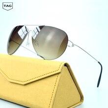 Ultralight retro sunglass TAG Brand Design sun glasses men driving lenses Gradie