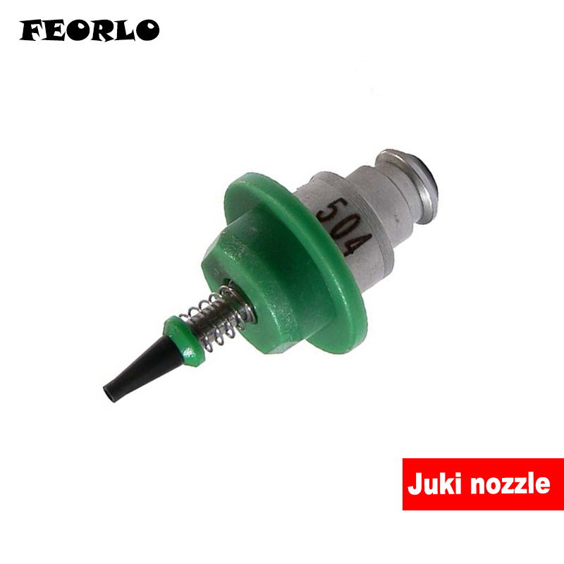 SMT Spare Parts Juki 502 nozzle 40001340 pick up nozzle for SMT KE2000 2010 2020 2030 2040 2050 2060 in Welding Nozzles from Tools