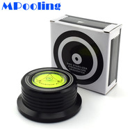MPooling 3 In 1 Metal HiFi Record Clamp LP Disc Stabilizer For Turntable Vibration Balance Vinyl