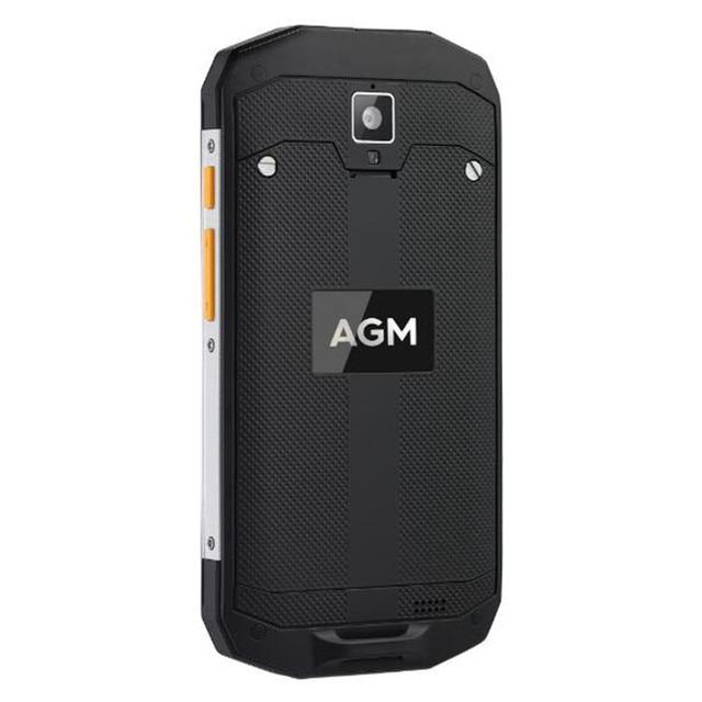 "Original AGM A8 SE IP68 Waterproof Mobile Phone 5.0""HD 2GB RAM 16GB ROM Qualcomm MSM8916 Quad Core 8MP 4050mAh Smartphone 6"
