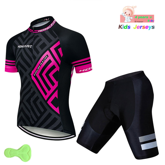 2019 Rudy Team Cycling Jersey Set Short Sleeve Quick Dry Jerseys Ropa  Ciclismo Bike Bicycle Clothing 928864473