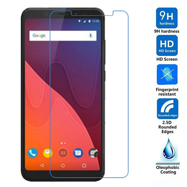 For Vodafone Smart X9 X 9 SmartX9 VFD820 VFD 820 5.7 Inch Screen Premium Tempered Glass Anti Shatter Toughened Protector Film
