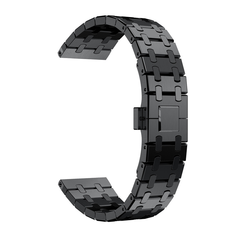 Excellent Quality Replacement Genuine Stainless Steel Watch Bracelet Band Strap For Garmin Fenix 5 Watch Dropship