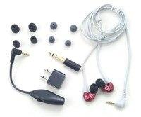 In Stock Brand SE535 Hi Fi Stereo Headset SE 535 Noise Canceling 3 5MM In Ear