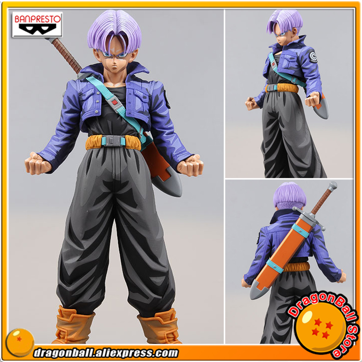 Japon Anime Dragon Ball Z origine Banpresto Maître Étoiles Piece (MSP) Overseas Limited Édition Collection Figure-Les Troncs