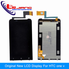 New Original LCD Screen For HTC one v T320e G24 + Touch display Digitizer Assembly replacement + Tool Free Shipping