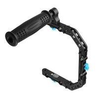FOTGA DP3000 top handle C cage bracket support rig for 15mm DSLR rod follow focus