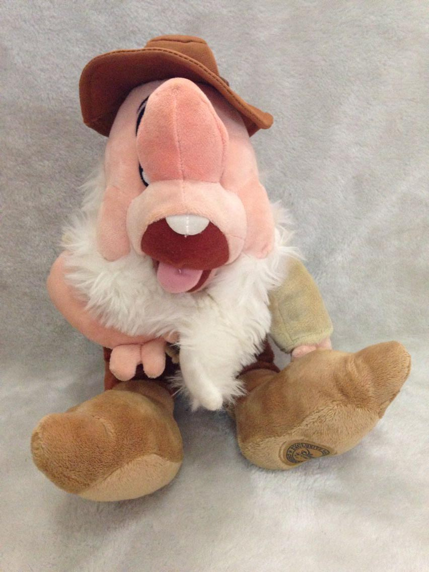 Snow White And the Seven Dwarfs Seven Dwarfs Sneezy Plush Toy 40cm 5 pcs with chip and resetter refillable 7700 9700 ink cartridge for epson 7700 9700 large format printer