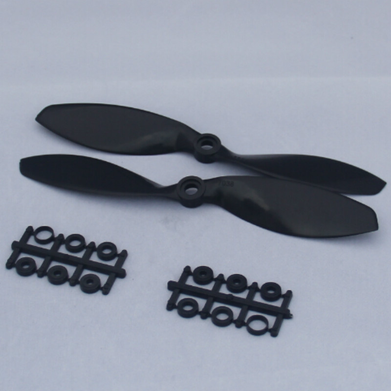5 Pair/Set 7038 7038R Props RC Quadcopter Helicopter Four Muti Axis Aircraft Propeller CW/CCW 2-Blade Propeller