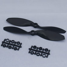 5 Paar/set 7038 7038R Props RC Quadcopter Helicopter Vier Muti As Vliegtuigen Propeller CW/CCW 2-Blade Propeller(China)
