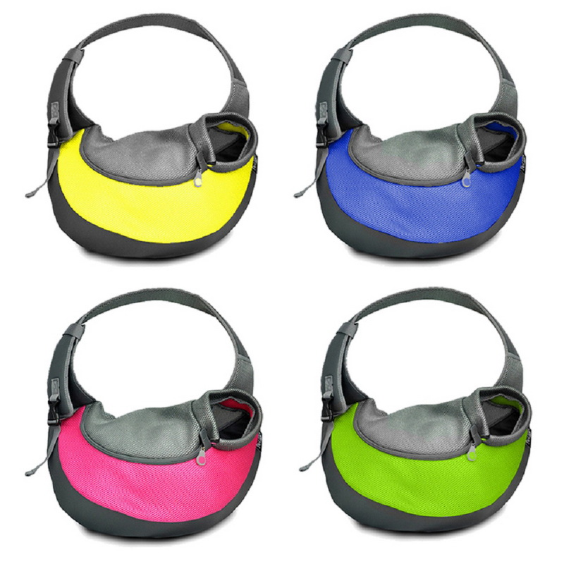 Waterproof Breathable Portable Pet Cat Dog Outdoor Shoulder Bag Soft Sided Dog Cat Bag Small Pets Puppy Travel oductos