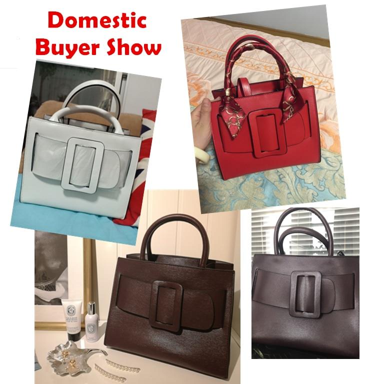 High Quality genuine leather bag