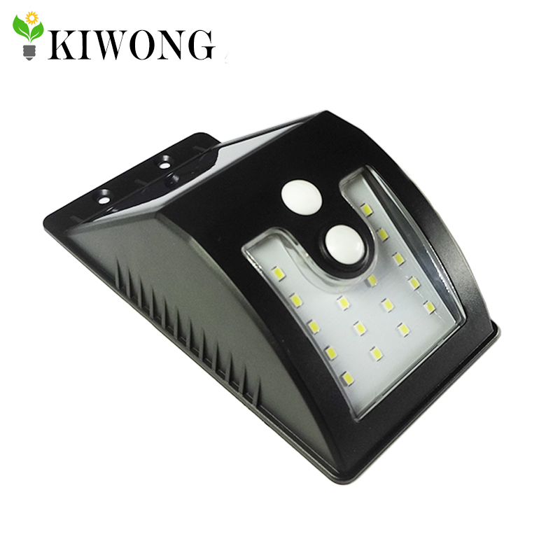 16 Led Super Bright Waterproof Solar Powered Light Motion