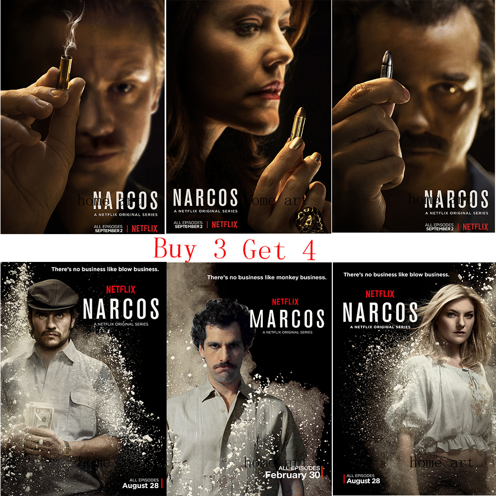 top 10 most popular narco poster brands and get free
