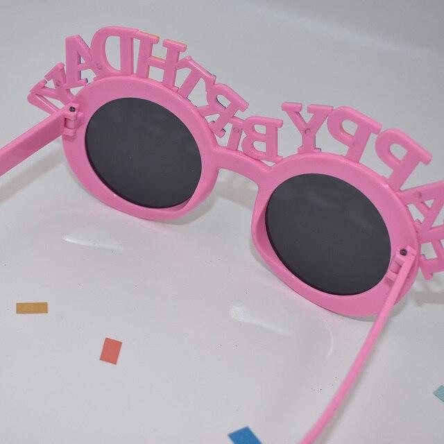 Happy Birthday Eyeglasses  3