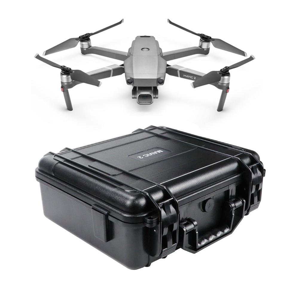 DJI Mavic 2 Pro Zoom étui de transport antidéflagrant boîte de rangement valise étanche Hardshell résistant aux chocs étui de protection sac