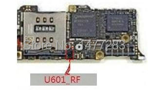 New For Iphone 5 5g Baseband Chip Serial Interface Ic For Iphone 5 Storage Ic U601 Rf 8pins U16x U601 Ic Adapter Ic Buildingic Mosfet Aliexpress