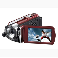 "Sale Free Shipping self-time 30FPS 720P max 12MP Digital Camera Recorder Camcorder DV DVR 3.0"" LCD 16x Zoom Digital Video Cameras"
