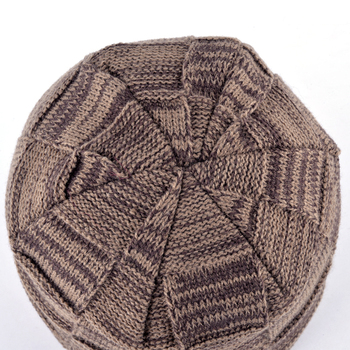 Fashion Patched Beanie