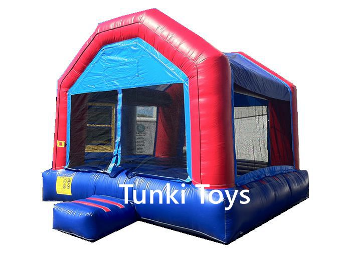 inflatable fun house moonwalk font b bouncer b font