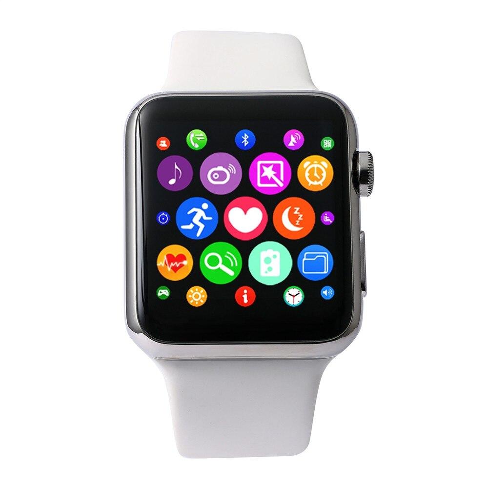 Iwo 2 Smart Watch IWO 1:1 2nd update SmartWatch case for apple iPhone Android Smart phone Reloj Inteligente 2016 update gv08 smart watch 15 inch 2mp