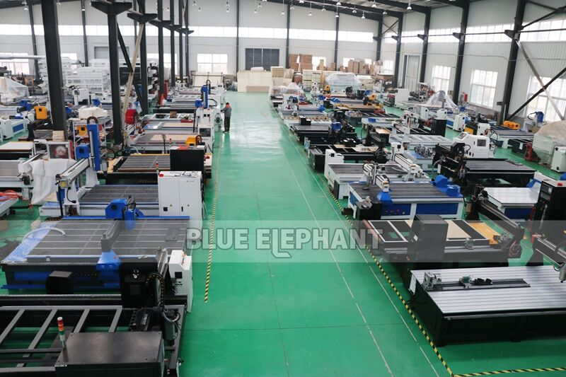 factory wood cnc router