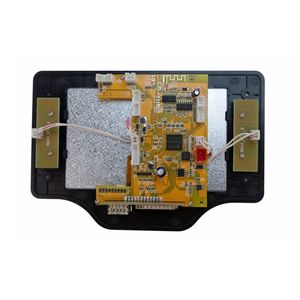 Image 2 - LEORY DC 5V 3A Audio bluetooth Receiver Decoder Board Lossless 4.3 Inch TFT HD Video MP4 MP5 For Car Speaker