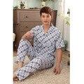 2016 Новый мужской Случайные Летом Домашнего Интерьера Производителей, Продающих Пижамы Костюм