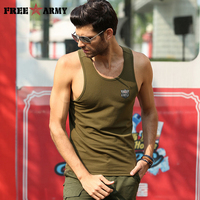 Summer Army Green Men S Vests Cool Style Tank Tops Fashion Sleeveless Singlets Unique Design Muscle