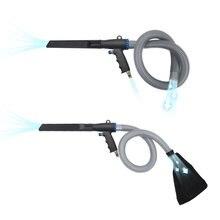 2 في 1 الهواء عجب مجموعة أدوات للمسدس المزدوج وظيفة الهواء فراغ ضربة بندقية الهوائية مكنسة كهربائية عدة الهواء ضربة شفط مجموعة أدوات للمسدس أدوات Hot