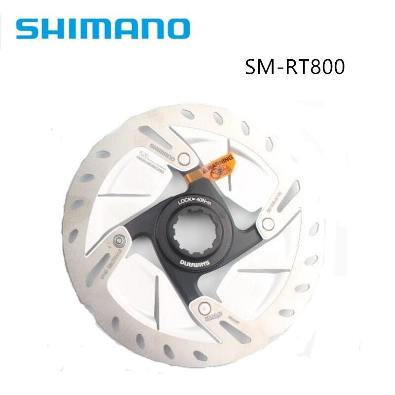 Shimano ULTEGRA SM-RT800 Ice-Tec road bike bicycle Center Lock Disc Brake Rotor 140 160mm shimano rt81 160mm 6 inch ice technologies center lock disc rotors