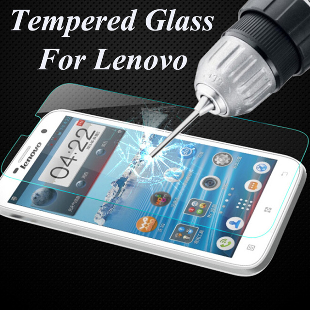 Tempered Glass For Lenovo Vibe Sho S850 A319 A328 A536 S60 S90 P70 P780 A6000 A7000 Plus 9H Screen Protector Guard For K5 Plus