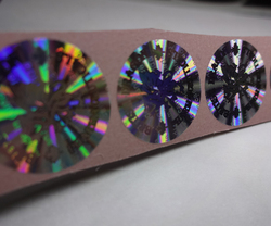 The photolithography customized laser hologram label sticker usd 180 10000 pieces.jpg 250x250