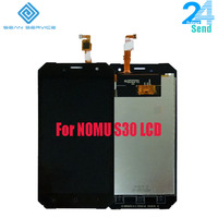 For NOMU S30 LCD Display and Touch Screen Assembly Repair Part 5.5 inch Phone Accessories ssories For Nomu S30+tool+adhesive