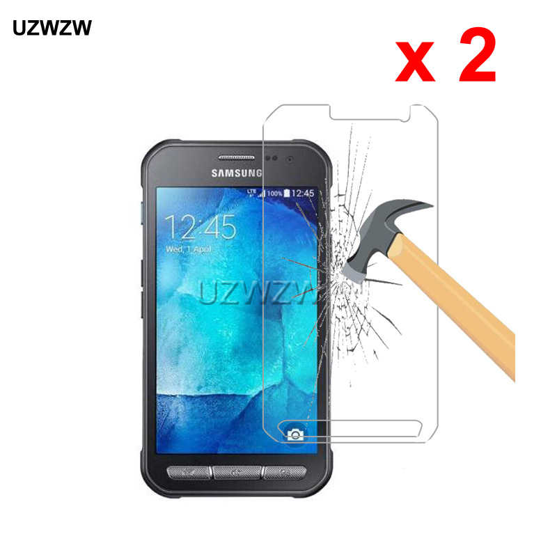 cheap for discount 54a16 767a9 2pcs Premium Tempered Glass For Samsung Galaxy Xcover 3 G388F Protective  Glass Screen Protector For Samsung Xcover 3 Glass