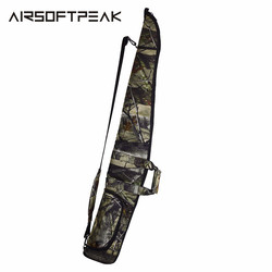 AIRSOFTPEAK Gun Case Military Tactical Rifle Bag Outdoor Camouflage Concealed Hunting Accessories Shot Gun Carry Holsters 130CM