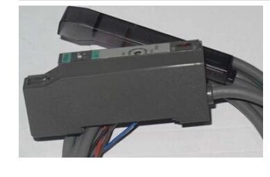 Optical fiber sensor for GA-15 well tested working