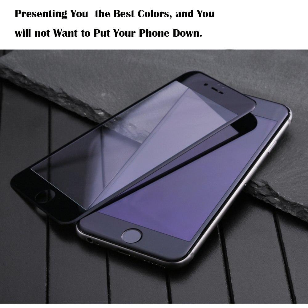 5D Curved edge Full Cover Protector de pantalla de vidrio templado - Accesorios y repuestos para celulares - foto 6