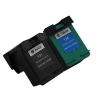 2PK Ink Cartridge Compatible For HP 131 134 HP Officejet 100 L411a L411b 150 L511a H470